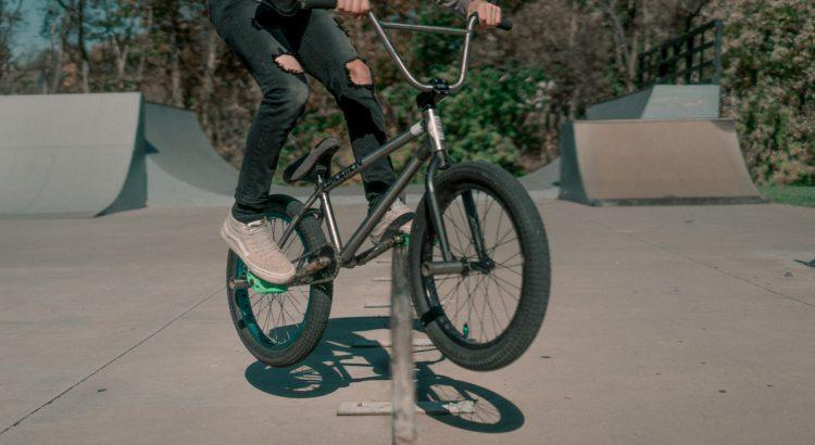 BMX Grind