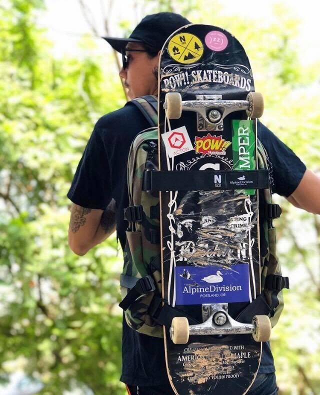 Best Skateboard Bag