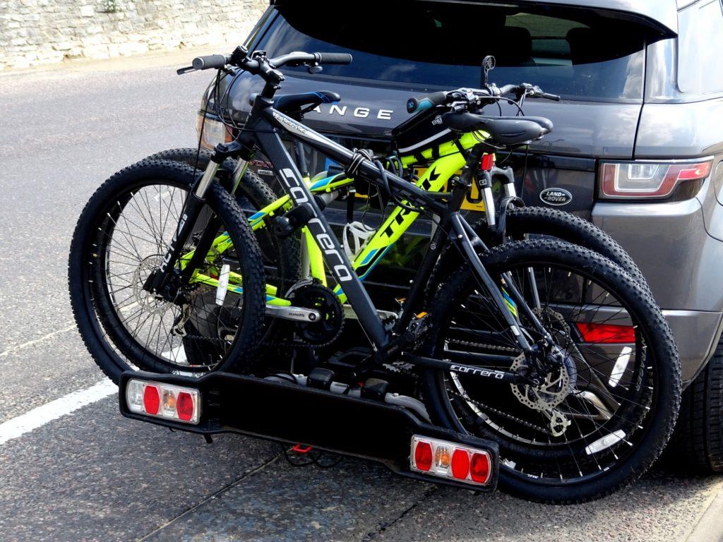 Best BMX Bike Towbar Rack