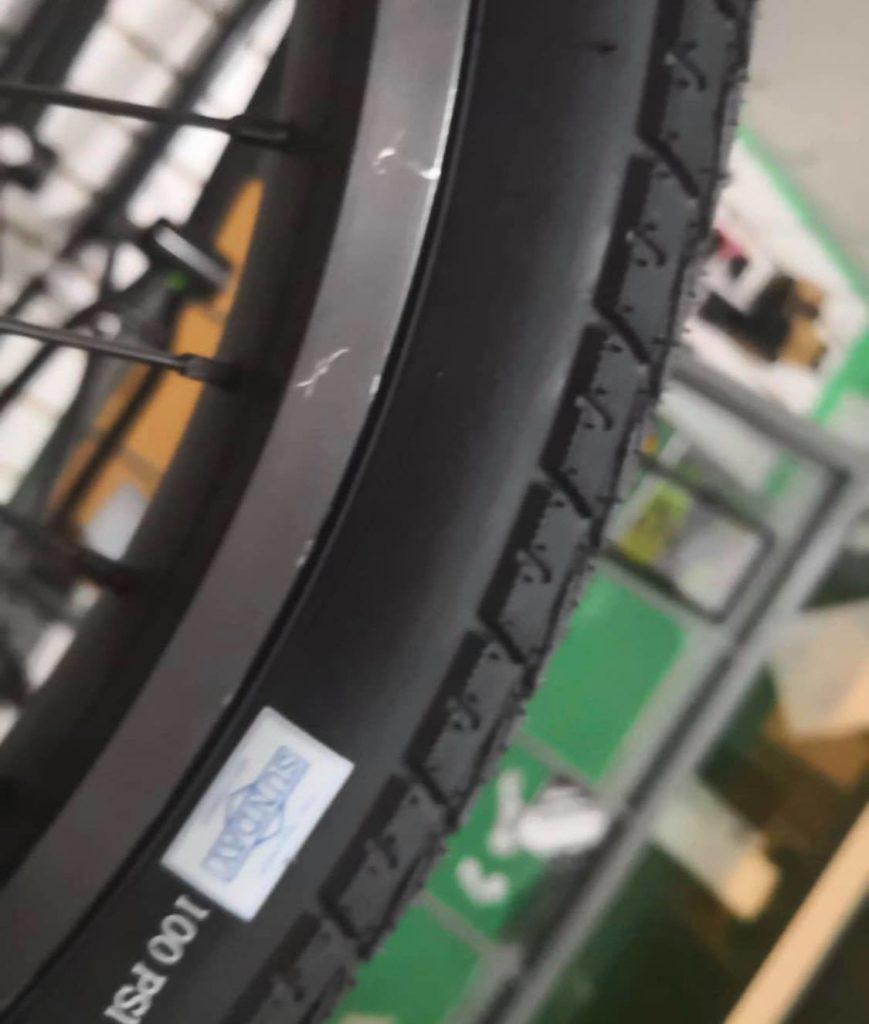 Best Race BMX Tire