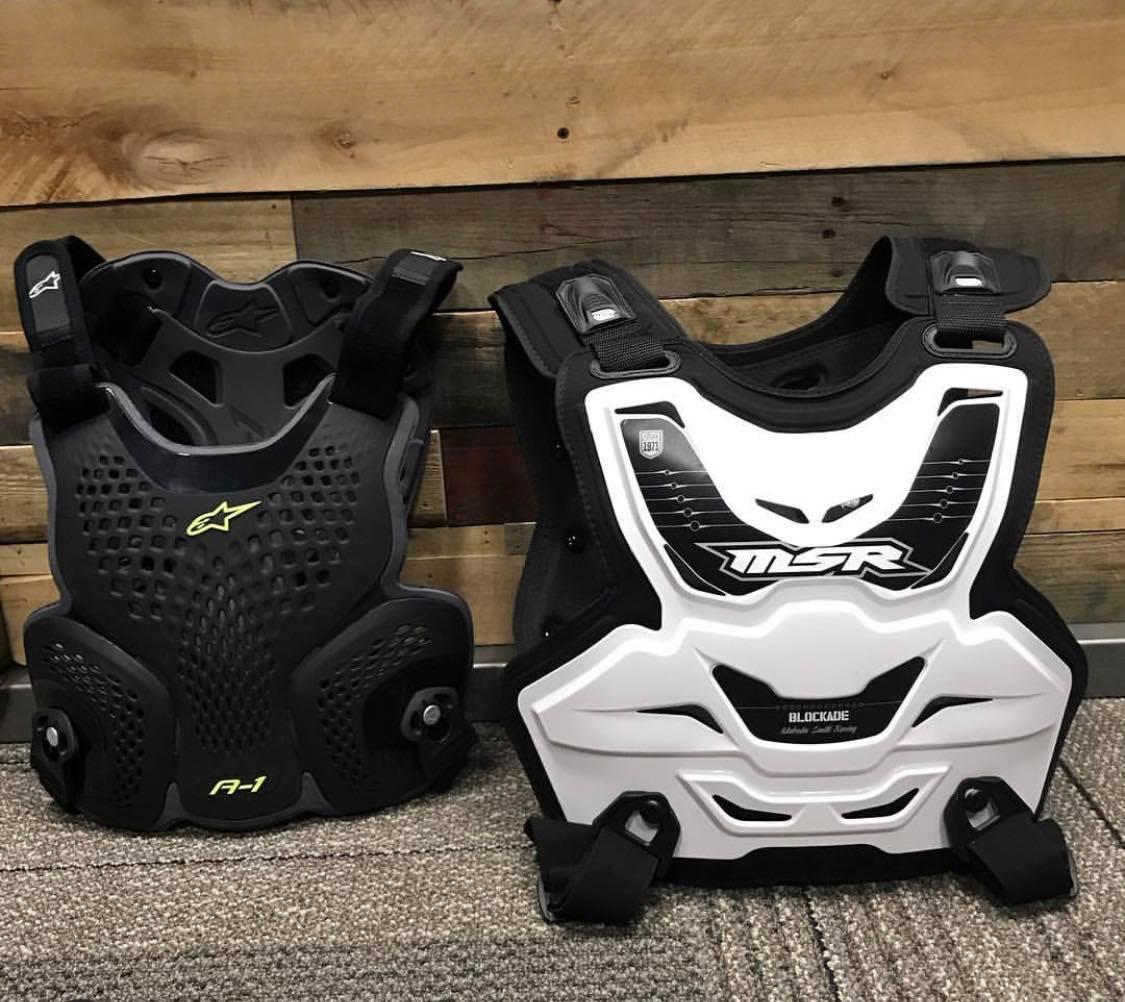 Best Dirt Bike Body Armor