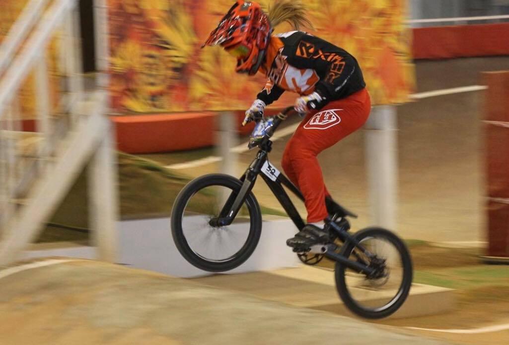 BMX Goofy Stance