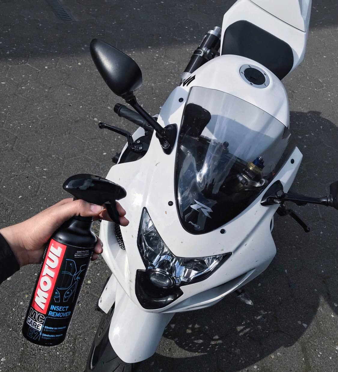 Best Bug Remover For Motorcycles
