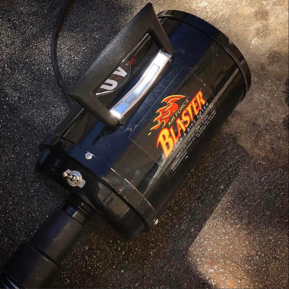 Best Motorcycle Dryer Blower