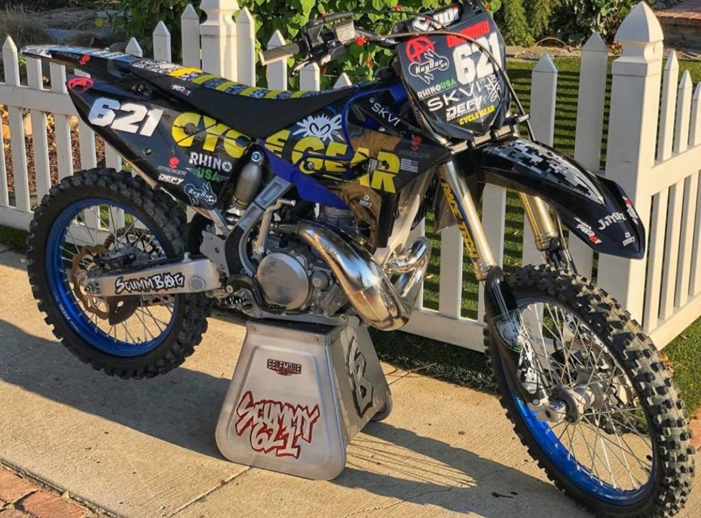 Cleaning Your Dirt Bike Chain