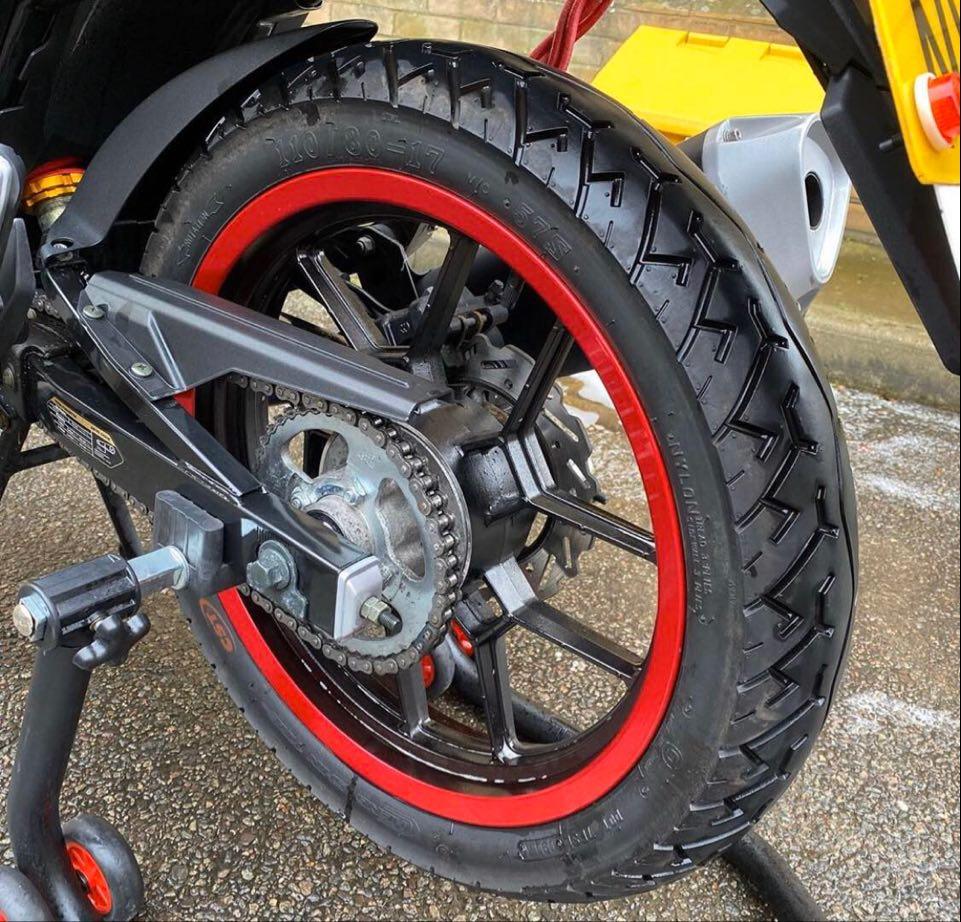 Best Motorcycle Wheel Cleaner