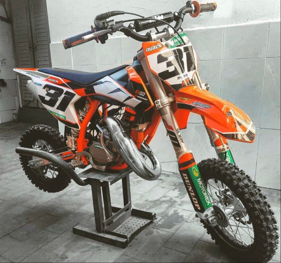 KTM 50 SX Dirt Bikes