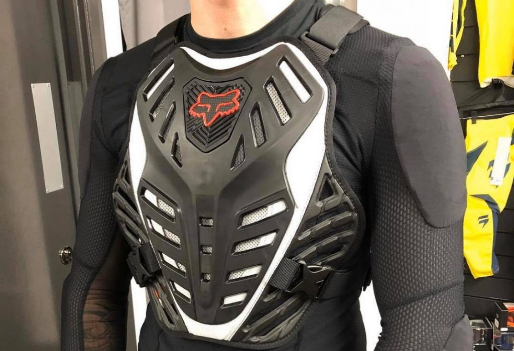 Protective Motocross Riding Gear