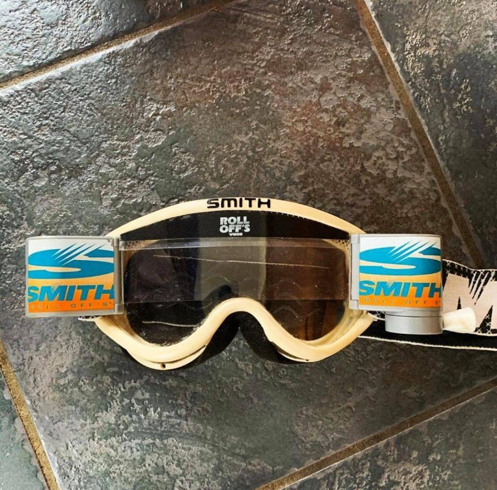Roll Off Dirt Bike Goggles