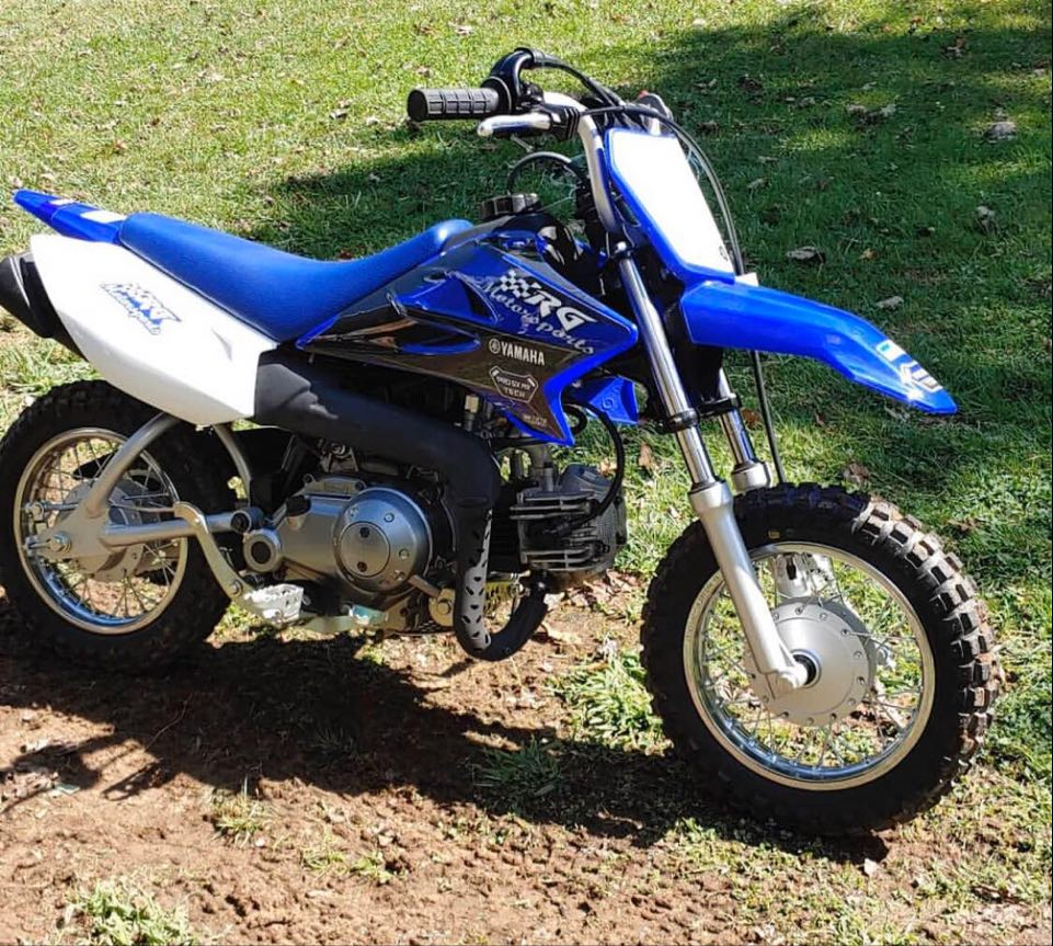 Yamaha TTR-50 Kids Dirt Bike