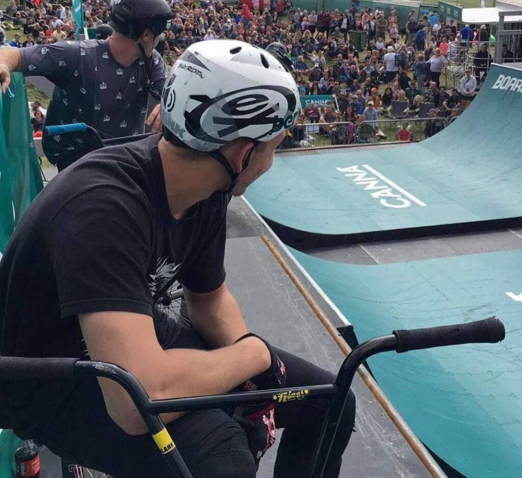 Enter BMX Competitions