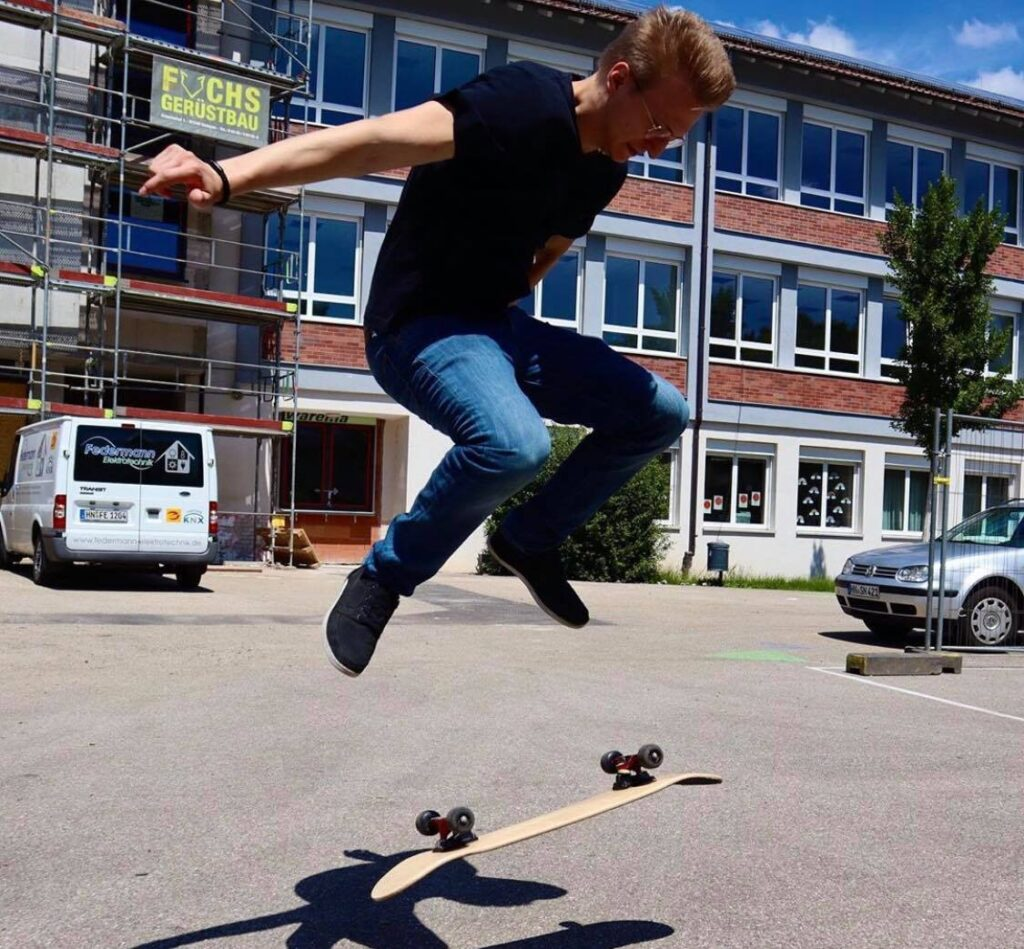 Improve Your Skateboard Tricks