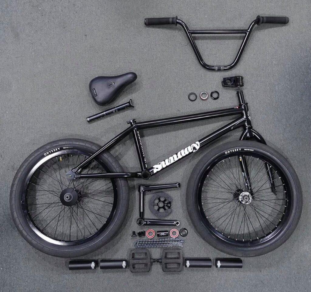 Sunday BMX Bikes