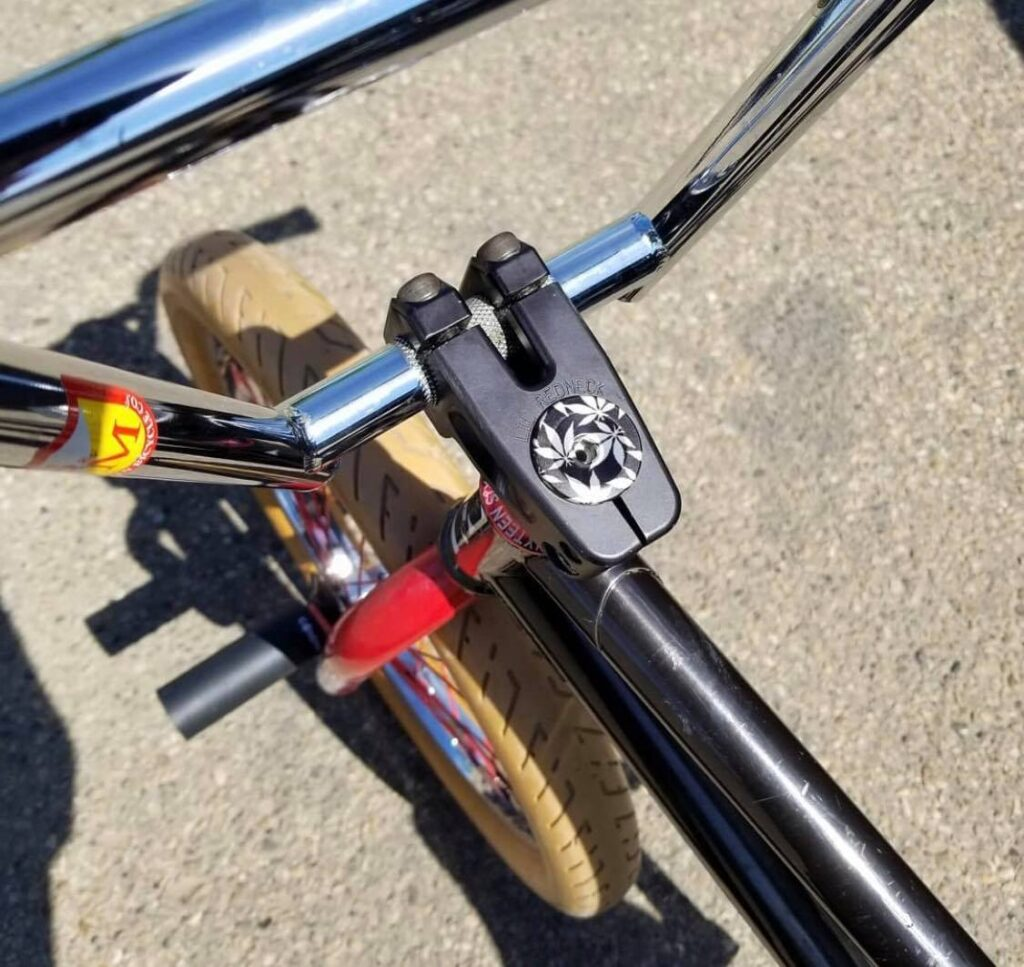 Front Load BMX Stems