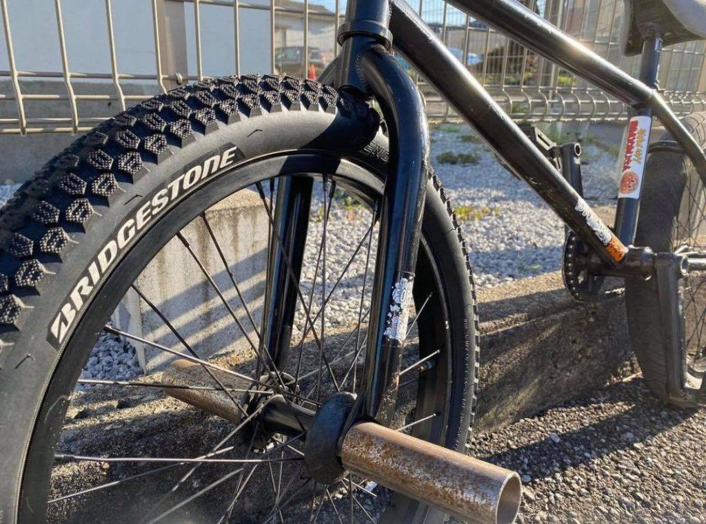 BMX Tire Pressure
