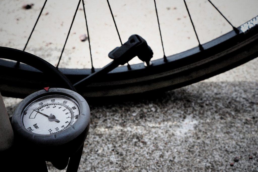 BMX Tire Pump