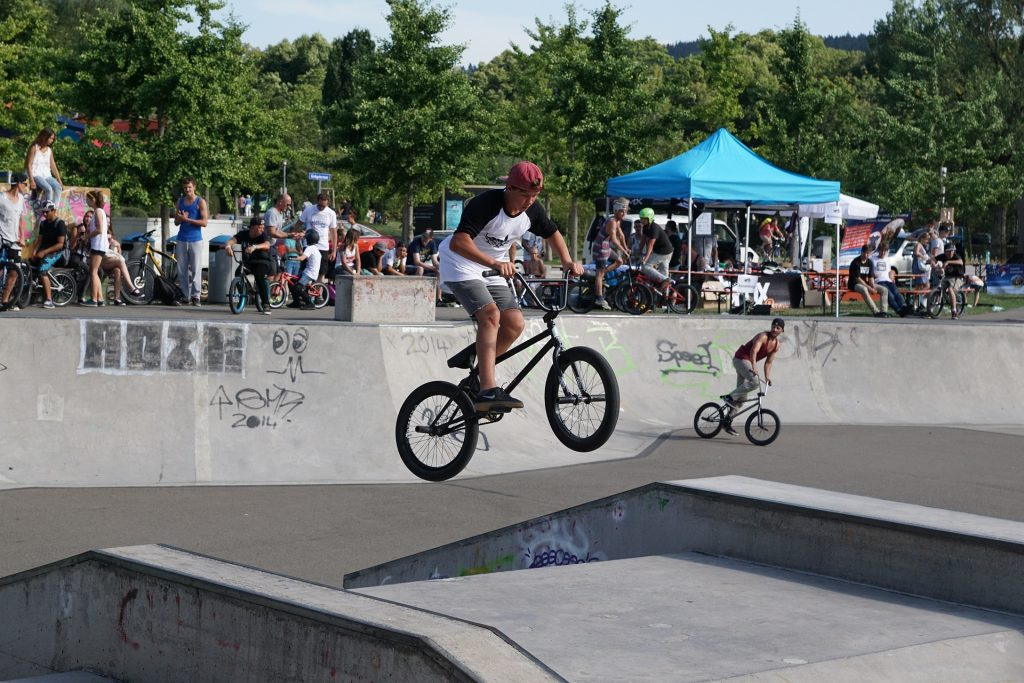 Different Types Of BMX Bikes For Commuting