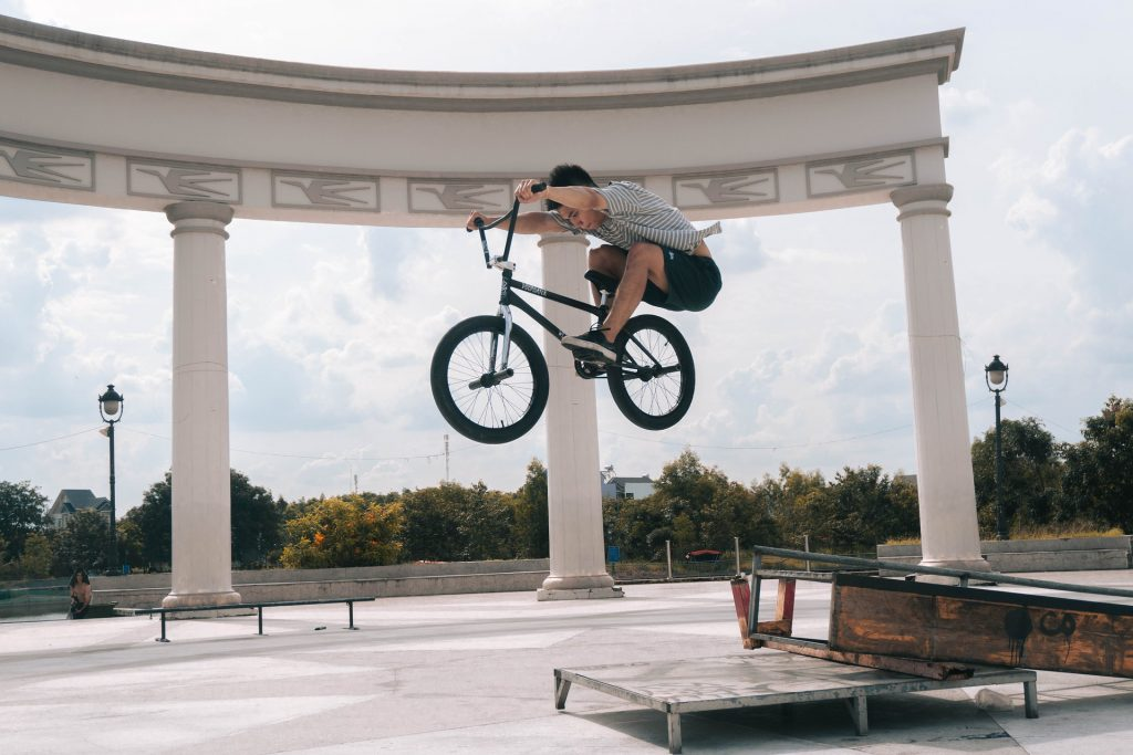 How To Make Your BMX Bike Better For Commuting