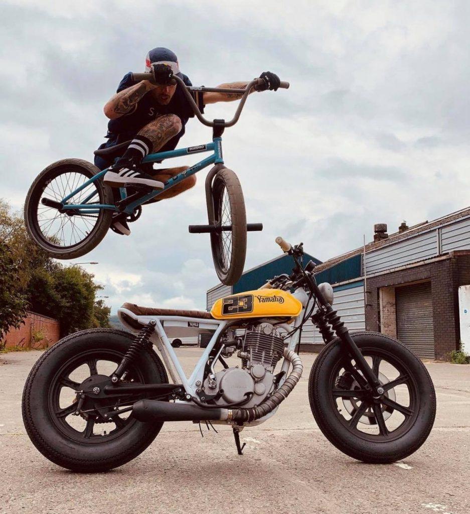 Red Bull BMX