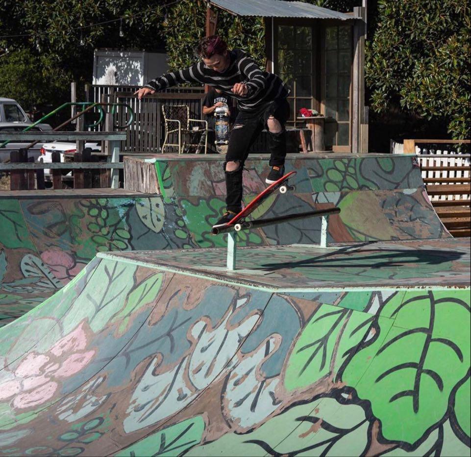 Skate Park Hunter Best BMX Website