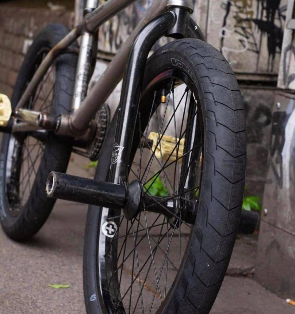 Tire Pressure For BMX Street Riding